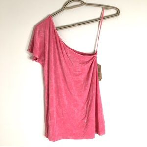 AEO NWT Soft & Sexy One Shoulder T